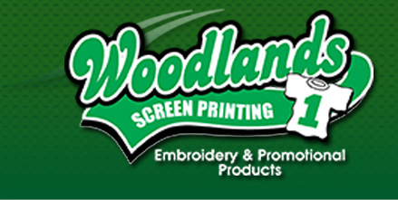 Woodlands Screen Printing, T-Shirt printing, embroidery, promotional products, The Woodlands, Spring, Conroe, TX